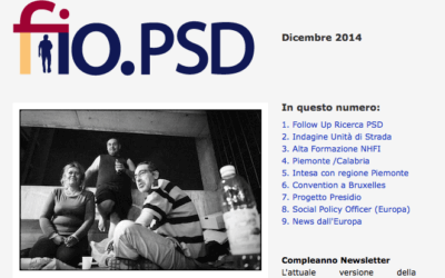 Newsletter fio.PSD – Dicembre 2014