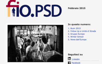Newsletter fio.PSD – Febbraio 2015