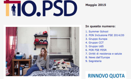 Newsletter fio.PSD – Maggio 2015