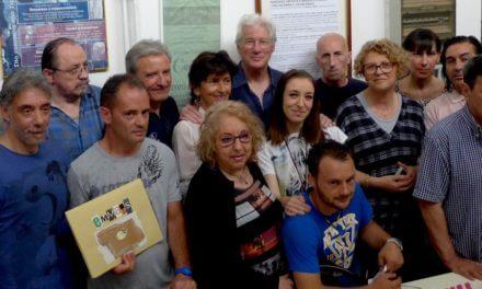 Emozioni in vista di Taormina: incontro tra Richard Gere e gli homeless