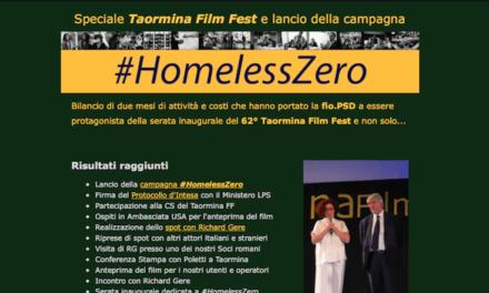 speciale #HomelessZero