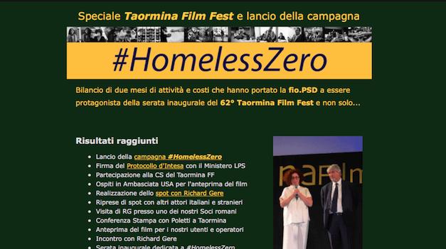 Spécial #HomelessZero