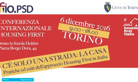 6/12 – Conferenza Internazionale Housing First (Torino)