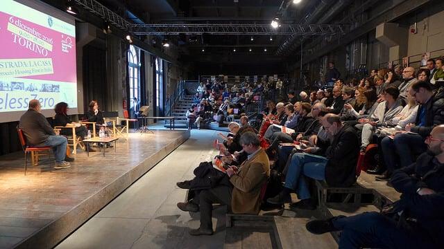 Presentazioni Torino 6-12-2016