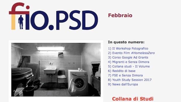 Newsletter fio.PSD – febbraio 2017