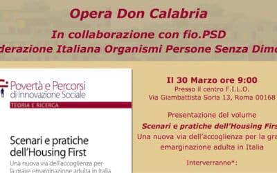 30 marzo – Roma, presentazione volume
