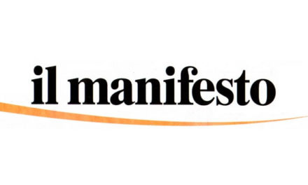 Il Manifesto – 15 ottobre 2019