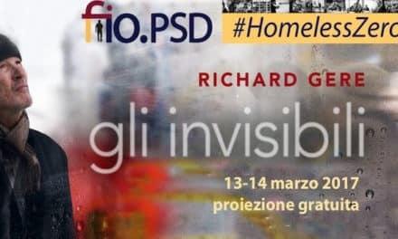 """14 marzo proiezione """"Gli Invisibili"""""""