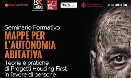 11 maggio – Pordenone, Housing First