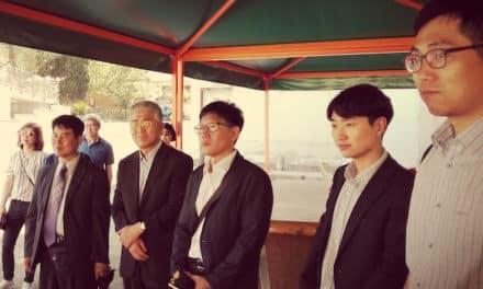 visita delegazione Corea del Sud