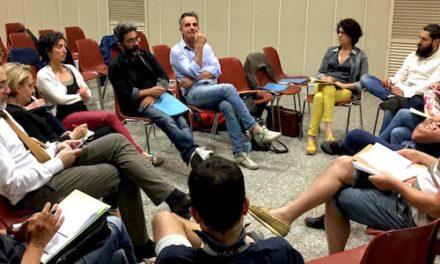 Milan, 25 September working groups
