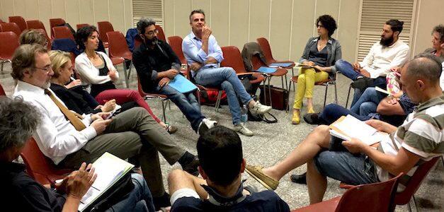Milan, 25 Groupes de travail de septembre