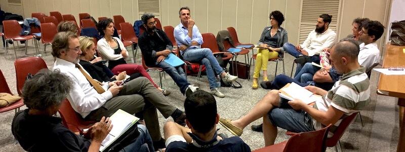 Milano, 25 settembre Gruppi di Lavoro