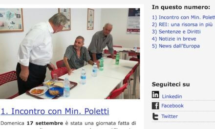 Newsletter fio.PSD – settembre 2017