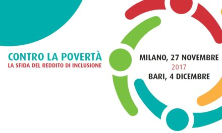 EVENTS:  Against poverty (Milan 27/11 – Bari 4/12)