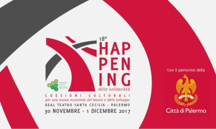 30 novembre,  Palermo – 18° Happeningdella Solidarietà