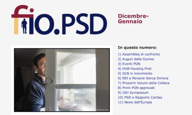 Newsletter fio.PSD – dicembre 2017