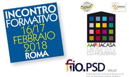 "16-17 Février, Rome –  ""Ampliacasa"""