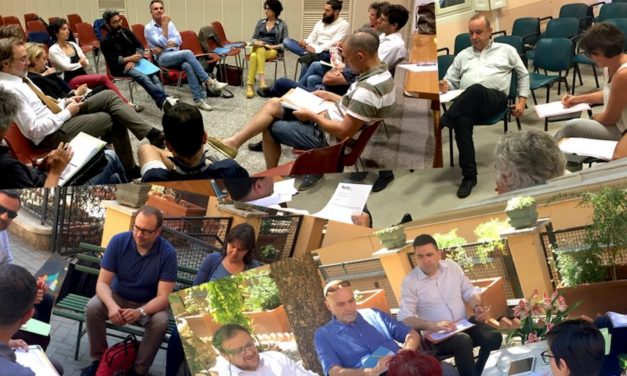 Working Groups and update the Guiding Principles