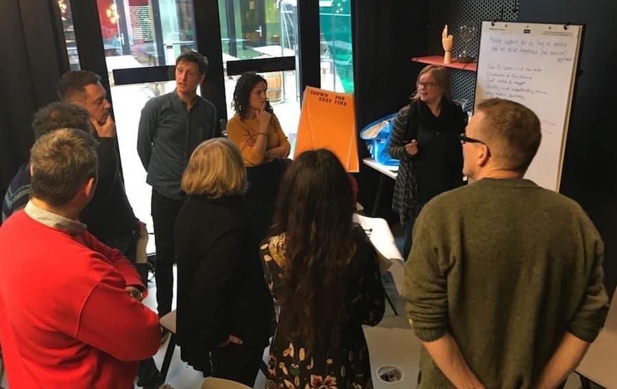 Hub Housing First – II sessione