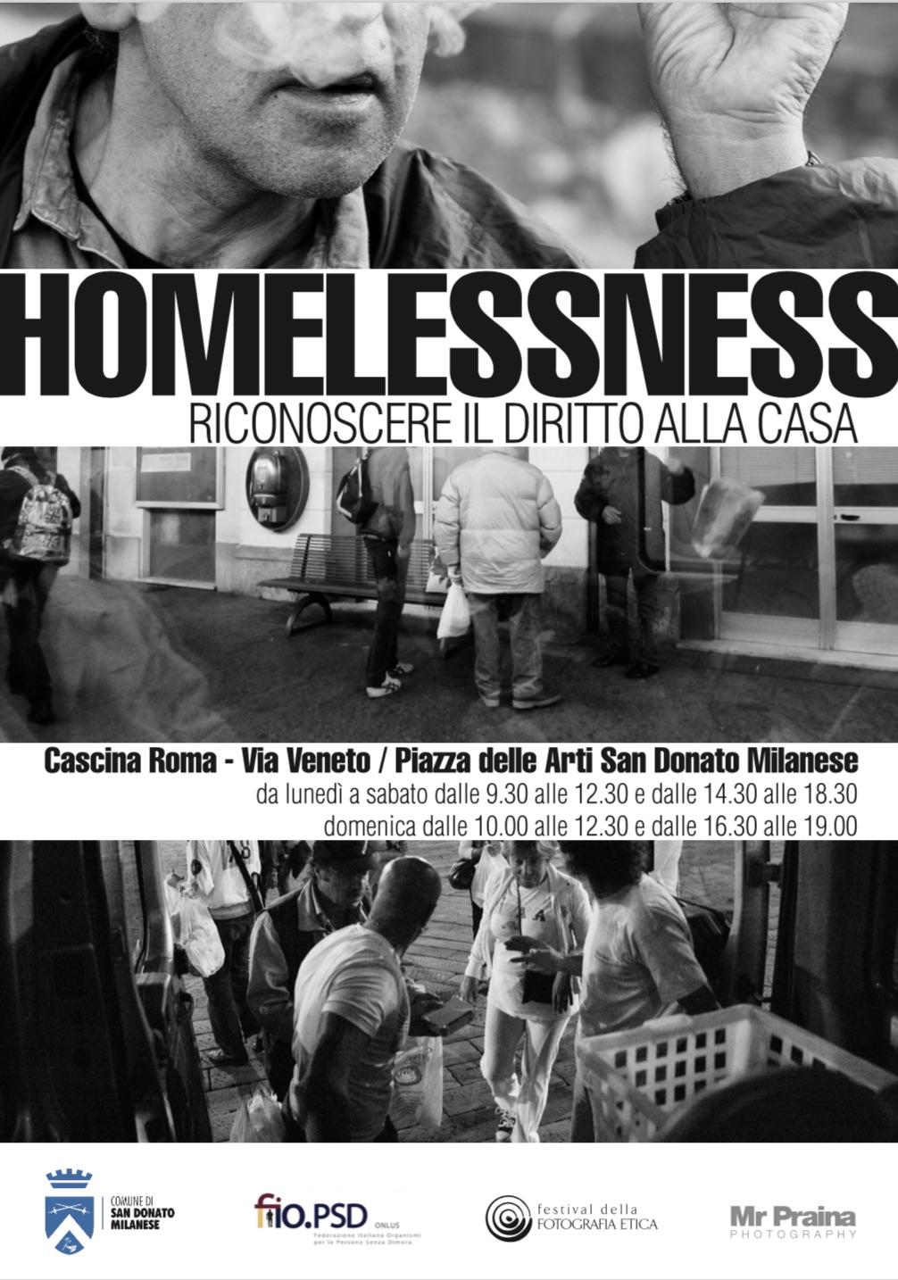 mostra homelessness