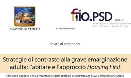 15 marzo 2018, Venezia – Seminario