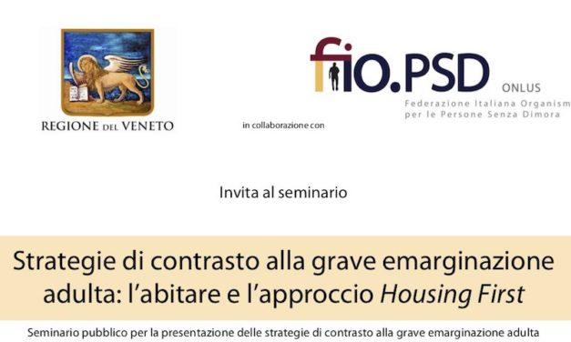 15 marzo 2018, Venice – Seminar