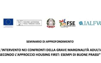 16-17 Mai, Trieste et Udine – séminaire PON