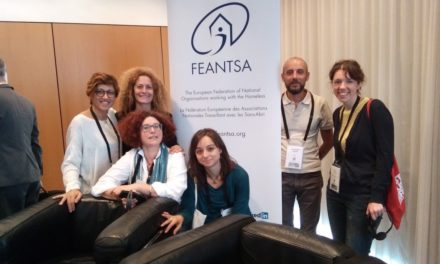 Reports from Berlin – Feantsa Conference 2018