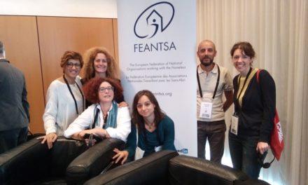 Report da Berlino – Feantsa Conference 2018