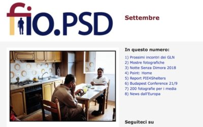 Newsletter fio.PSD, Settembre 2018