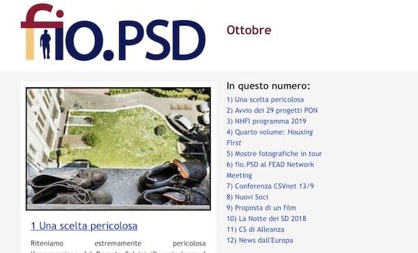 Bulletin fio.PSD - Octobre 2018