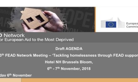 6-7 novembre FEAD Meeting