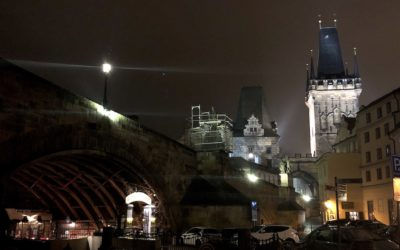 Elastic meeting in Prague