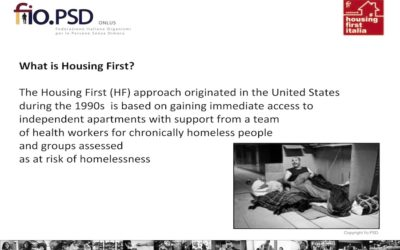 Housing First in Italy – Core Principles, Evaluation and Results