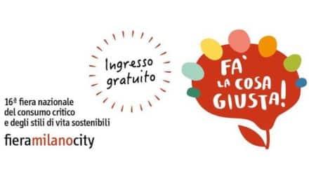 10 marzo – Fa' la cosa giusta, Milano