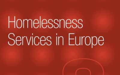 Indagine comparativa sui servizi per le persone senza dimora in Europa