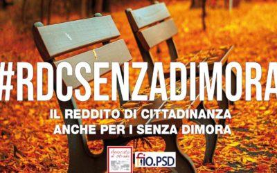 #RDCsenzaDimora Campaign