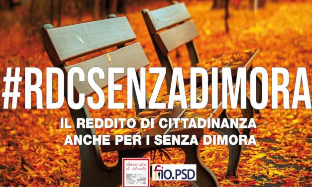 #RDCsenzaDimora Campagne