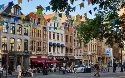 19 Juin – Bruxelles, événement final élastique