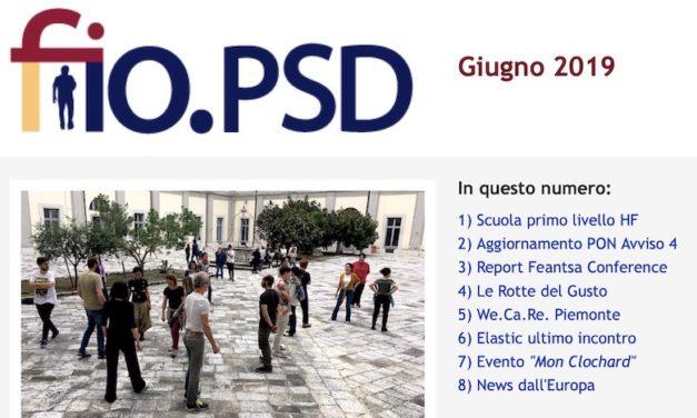 Newsletter fio.PSD – Giugno 2019
