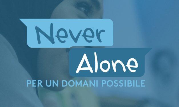 Le Rotte del Gusto – Never Alone