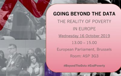 16 Ottobre, Bruxelles – THE REALITY OF POVERTY IN EUROPE