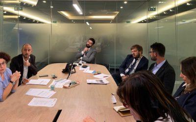 CS: La fio.PSD incontra gli Europarlamentari