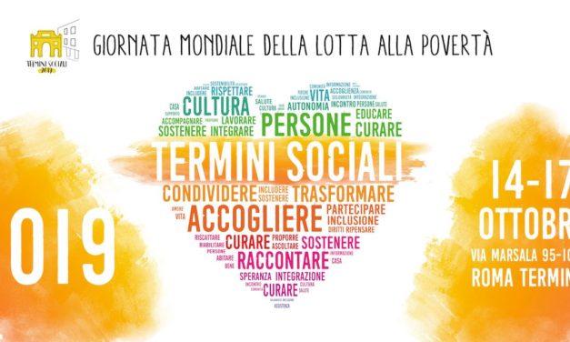 14-17 ottobre, Roma – Termini Sociali