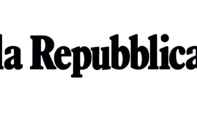 Repubblica – 7 Febbraio 2021