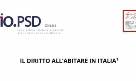 Il diritto all'abitare in Italia