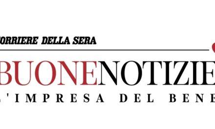 Corriere #Buonenotizie – 15 Settembre 2020