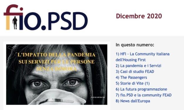 Newsletter fio.PSD – Dicembre 2020