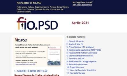 Newsletter fio.PSD – Aprile 2021